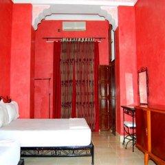 Отель Residence Miramare Marrakech 2* Стандартный номер с различными типами кроватей фото 29