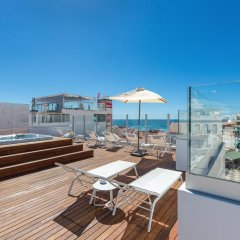 Отель Baltum пляж