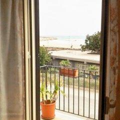 Отель Appartamento Sergio Порт-Эмпедокле балкон
