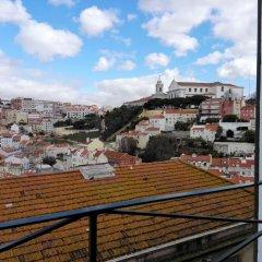 Отель Dalma Flats Португалия, Лиссабон - отзывы, цены и фото номеров - забронировать отель Dalma Flats онлайн балкон