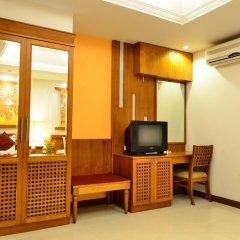 Отель First Bungalow Beach Resort 3* Стандартный номер с различными типами кроватей фото 10
