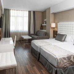 Отель Catalonia Ramblas 4* Стандартный номер с различными типами кроватей