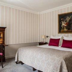 Hotel Des Saints Peres 4* Стандартный номер с различными типами кроватей фото 2