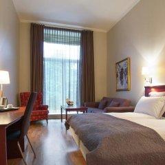 Отель Karl Johan Hotell 3* Стандартный семейный номер с двуспальной кроватью фото 3