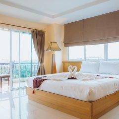 Отель MetroPoint Bangkok 4* Люкс с различными типами кроватей фото 11