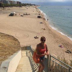 Esplai Hotel пляж фото 2