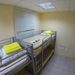 Hostel Avrora Кровать в общем номере с двухъярусной кроватью фото 11