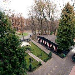 Гостиница Делис 3* Улучшенный люкс с различными типами кроватей фото 9