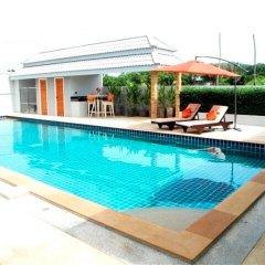 Отель Green Leaf Nai Harn 3 bedrooms Villa бассейн фото 2