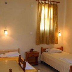 Katerina & John's Hotel 2* Стандартный номер с различными типами кроватей фото 8