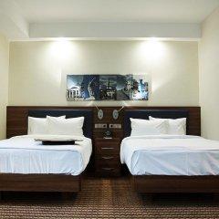 Гостиница Hampton by Hilton Волгоград Профсоюзная 4* Стандартный номер с различными типами кроватей фото 16