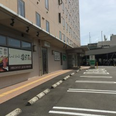Отель Kamenoi Fukuoka Kanenokuma Фукуока парковка
