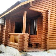 Гостиница Holiday Home Eco Srub Стандартный номер с различными типами кроватей фото 5