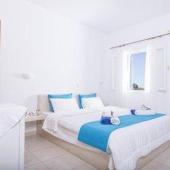 Отель Bella Santorini Studios 4* Студия с различными типами кроватей фото 3