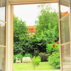 Отель Garden Residence Prague Castle Чехия, Прага - отзывы, цены и фото номеров - забронировать отель Garden Residence Prague Castle онлайн комната для гостей