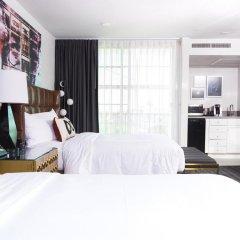 Отель Le Montrose Suite Hotel США, Уэст-Голливуд - отзывы, цены и фото номеров - забронировать отель Le Montrose Suite Hotel онлайн комната для гостей фото 4
