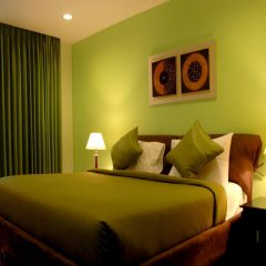 Отель Seven Place Executive Residences Бангкок комната для гостей фото 5