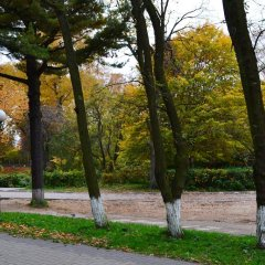 Апартаменты Apartment on Komsomolskaya Пионерский спортивное сооружение