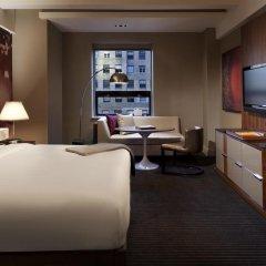 Отель Grand Hyatt New York 4* Гостевой номер с различными типами кроватей фото 7