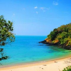 Отель Phutaralanta Resort Ланта пляж фото 2