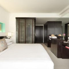 Hotel Jen Maldives Malé by Shangri-La 4* Номер Делюкс с различными типами кроватей фото 5