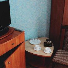 Гостиница Талисман Стандартный номер с двуспальной кроватью фото 3