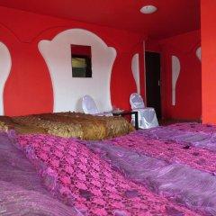 Гостиница Пехорская комната для гостей фото 2