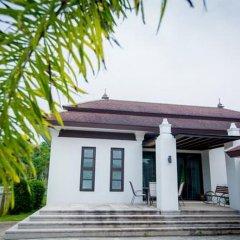 Отель Buabaan Villa by Kalayanuwat 2* Стандартный номер с различными типами кроватей фото 19