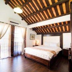 Отель Hoang Dao Villa 3* Улучшенный номер с различными типами кроватей фото 3