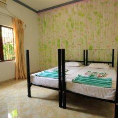 Хостел Flipflop Улучшенный номер с различными типами кроватей