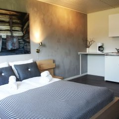 Lillehammer Turistsenter Budget Hotel 3* Апартаменты с различными типами кроватей фото 5