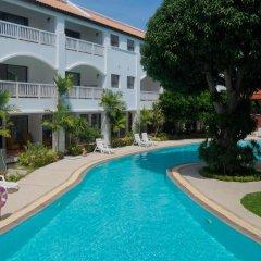 Отель Samui Palm Beach Resort 4* Номер Делюкс