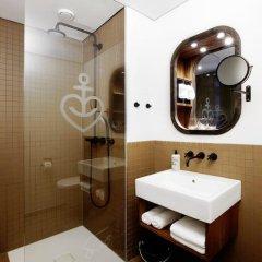 25hours Hotel HafenCity 4* Каюта разные типы кроватей фото 15