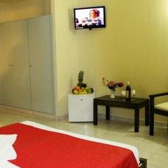 Dimitrion Central Hotel 3* Стандартный номер с различными типами кроватей фото 3