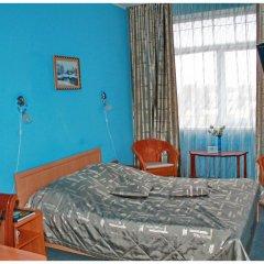 Гостиница Октябрьская Стандартный номер с разными типами кроватей фото 4