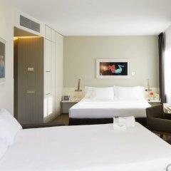 Sercotel Amister Art Hotel 4* Стандартный номер с различными типами кроватей фото 11