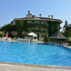 Pamuksu Boutique Турция, Памуккале - отзывы, цены и фото номеров - забронировать отель Pamuksu Boutique онлайн бассейн