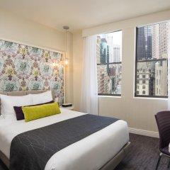 Отель Dream New York 4* Стандартный номер с различными типами кроватей фото 7