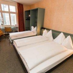 Hotel City am Bahnhof 3* Стандартный номер с различными типами кроватей фото 3
