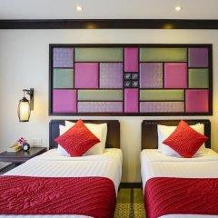 Little Beach Hoi An. A Boutique Hotel & Spa 4* Номер Делюкс с различными типами кроватей фото 5
