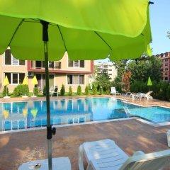 Отель Menada VIP Park Apartments Болгария, Солнечный берег - отзывы, цены и фото номеров - забронировать отель Menada VIP Park Apartments онлайн бассейн