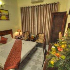 Hoian Nostalgia Hotel & Spa 3* Улучшенный номер с различными типами кроватей фото 3