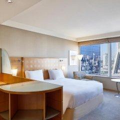 Отель Hilton Sao Paulo Morumbi 5* Номер Делюкс с различными типами кроватей фото 2
