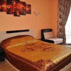 Отель SVS SeaStar Apartments Болгария, Солнечный берег - отзывы, цены и фото номеров - забронировать отель SVS SeaStar Apartments онлайн комната для гостей фото 5