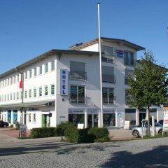 Отель Fresh INN Германия, Унтерхахинг - отзывы, цены и фото номеров - забронировать отель Fresh INN онлайн парковка