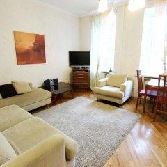 Апартаменты Four Squares Apartments on Tverskaya Апартаменты с двуспальной кроватью фото 26