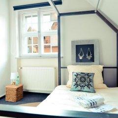 Отель Villa Atelier Польша, Познань - отзывы, цены и фото номеров - забронировать отель Villa Atelier онлайн комната для гостей фото 5
