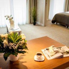 Отель Invite Wroclaw 4* Люкс с различными типами кроватей фото 9