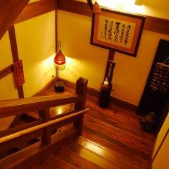 Отель Ryokan Yumotoso Минамиогуни интерьер отеля
