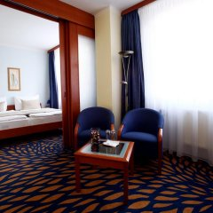 Central Hotel Pilsen 4* Номер Делюкс фото 6